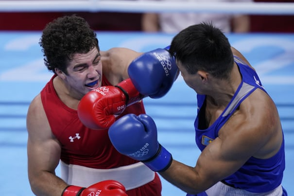 With a chance at gold, Torrez eyes first US men's Olympic boxing title since 2004