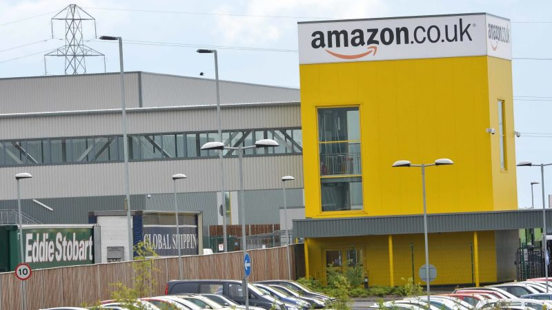 Amazon to sell returned items as part of waste-reduction plans